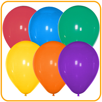 "12"" bulk latex party balloons"